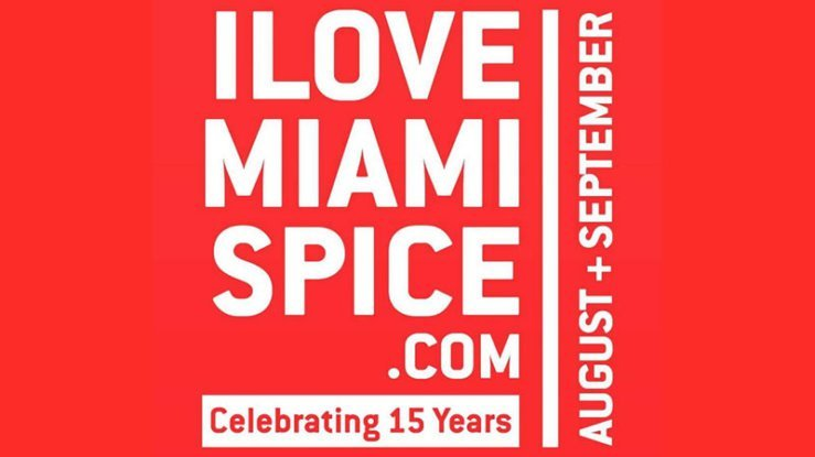 Foodies Rejoice-Miami Spice runs from August 1- September 30, 2016