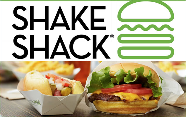 Take a break at the Shake Shack Lincoln Road