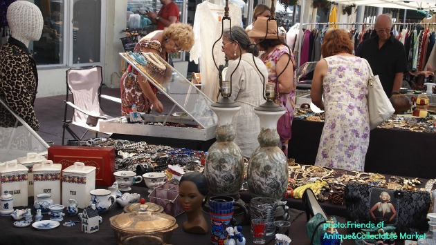 Antique & Collectable Market