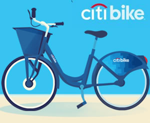 citibike by DecoBikes