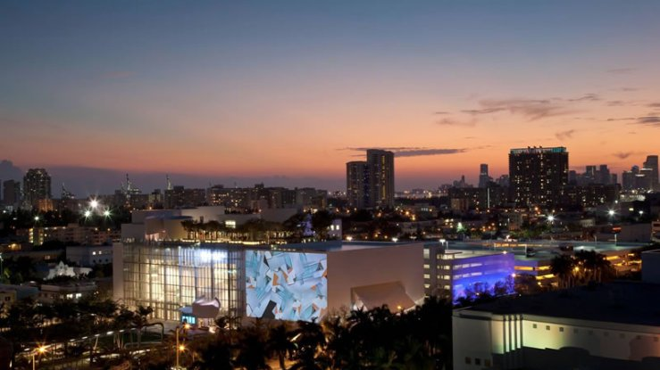 Free Movies - Soundscape Cinema Series Lincoln Road