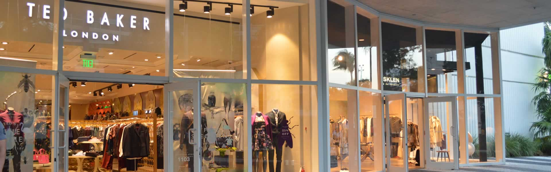 Lincoln Road stores
